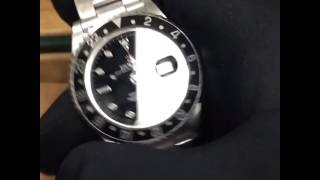 Rolex GMT Master II 2001 залог швейцарских часов в ломбарде(, 2017-01-13T12:07:23.000Z)