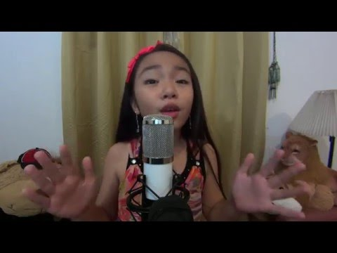 Love Yourself Justin Bieber Cover By Bernice Shane QS 9 Years Old