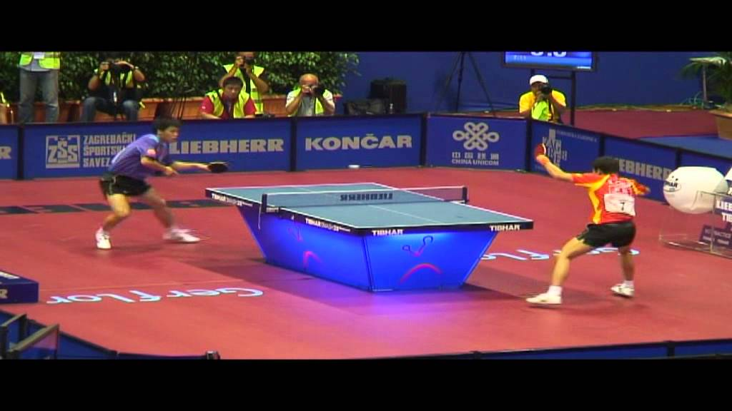 2007 world table tennis championships youtube - World table tennis championships ...
