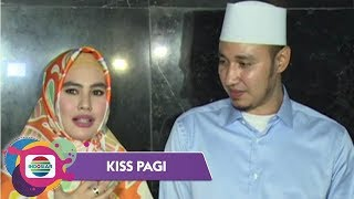Akhirnya Lama Sembunyikan Kartika Putri Hamil Kiss Pagi