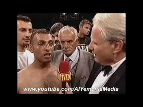 Prince Naseem Hamed vs Marco Antonio Barrera PostFight Interview With Larry Merchant (HBO)