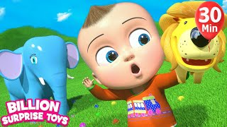 Hey Kids Lets Have Some Surprise | +More Nursery Rhymes & Kids Songs | Learn with BST