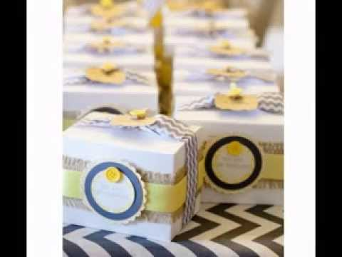 Diy Gender Neutral Baby Shower Decor Ideas Youtube