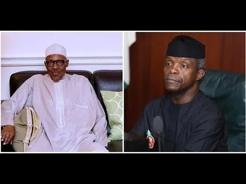 Ascertain if President Buhari is fit - Lawyers tells Osinbajo