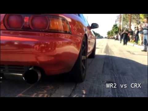 LOS ANGELES STREET RACING