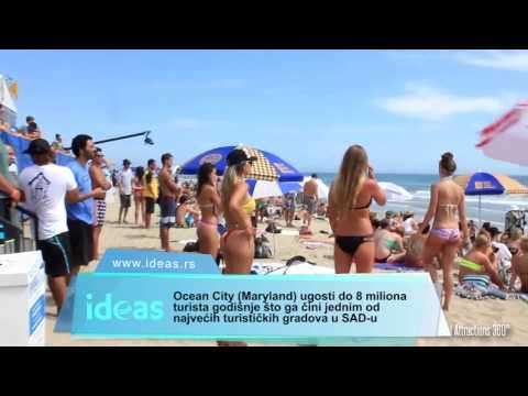 Ocean City, Maryland  Agencija IDeAS  - Work and travel, Srbija