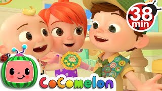 My Big Brother Song + More Nursery Rhymes & Kids Songs  CoComelon