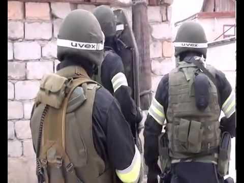 Спецоперация в поселке Былым 13.12.2013 (ликвидирован Арсен Хандохов)