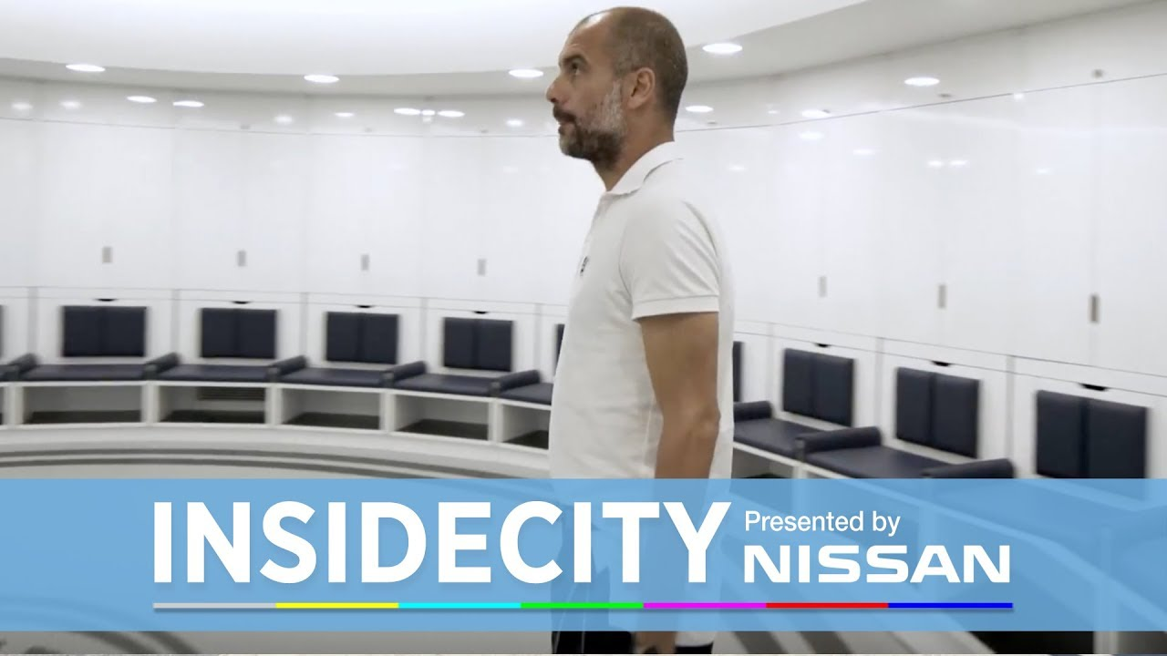 Pep In New Changing Room Inside City 257 Youtube