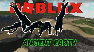 (Roblox Ancient Earth) THE DARK WRAITH PACK IS HERE!