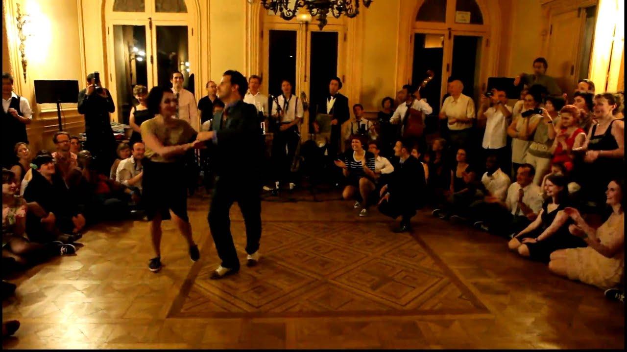 Fast Feet Festival 2012 - Teachers demo