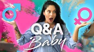 Q&A: JAKA JEST PŁEĆ!? KARMIENIE PIERSIĄ PO OPERACJI?! ♀️