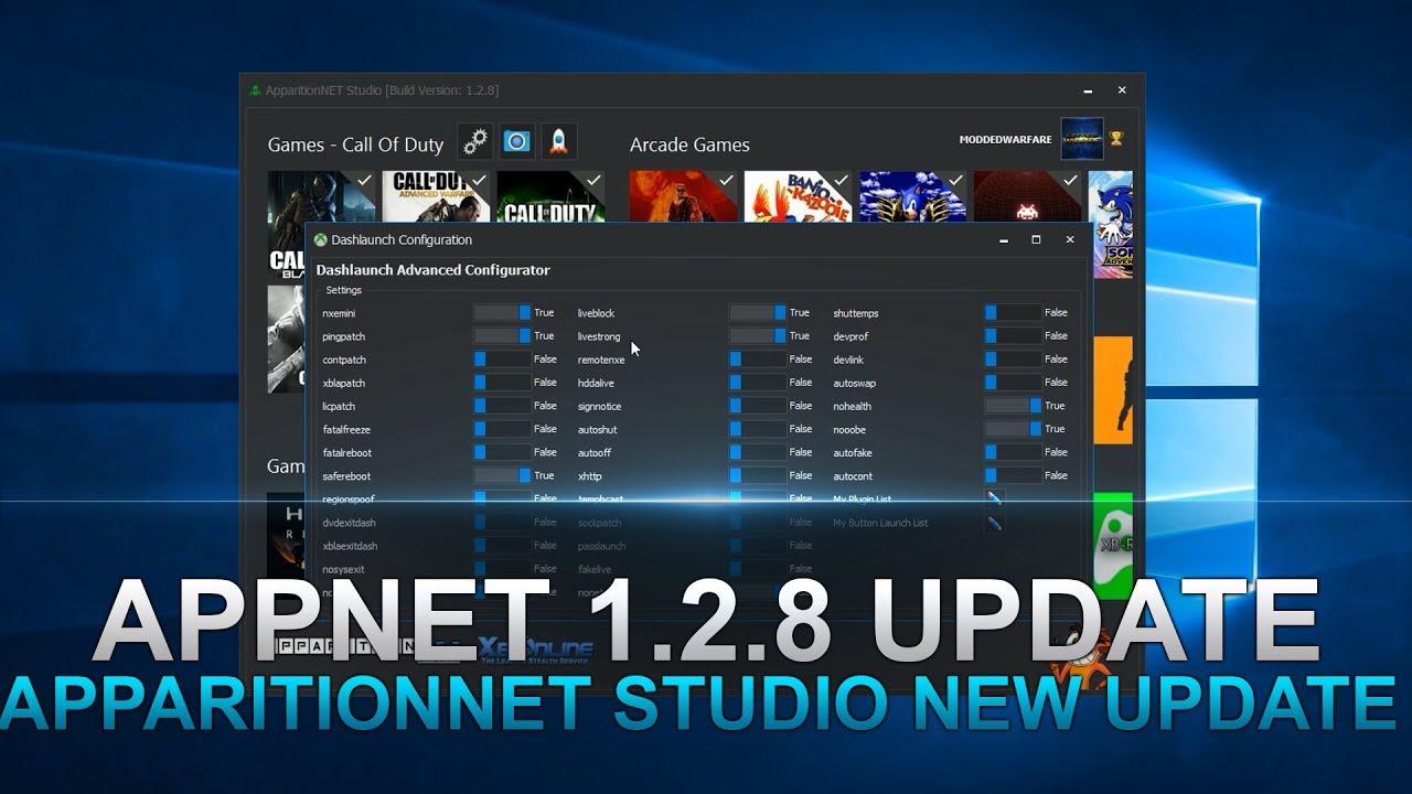 ApparitionNET Studio 1 2 8 Features, HWID Changes & Plugins