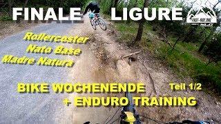 Finale Ligure Rollercoaster / Nato Base / Madre Natura Wochenendtrip Teil 1/2