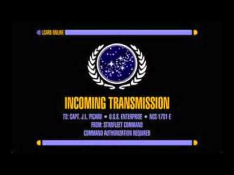TNG Ringtone (Incoming-Red Alert)