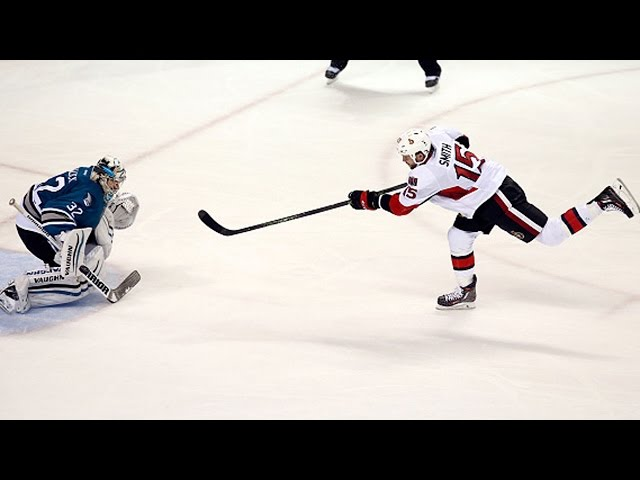 Shootout: Senators vs Sharks