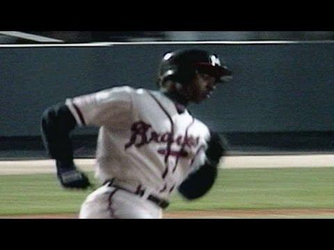 CHC@ATL: Tucker hits first homer at Turner Field