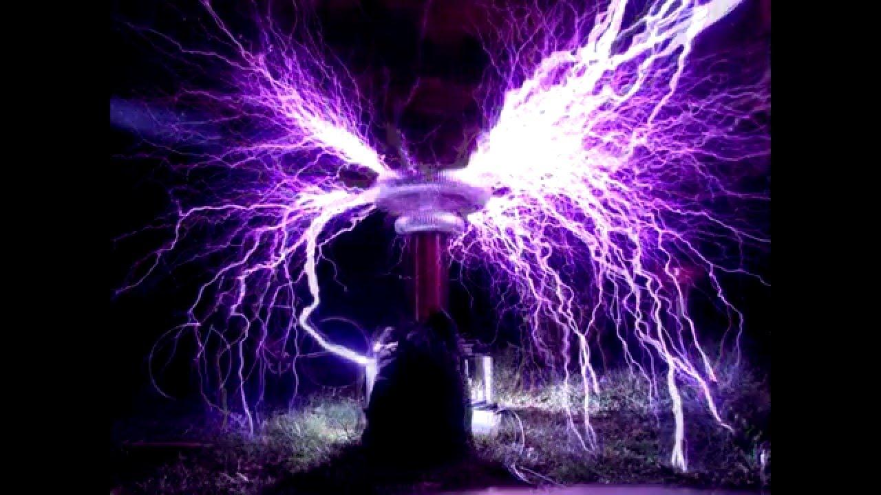 Armageddon Tesla Coil 2014 Bobina De Tesla Youtube