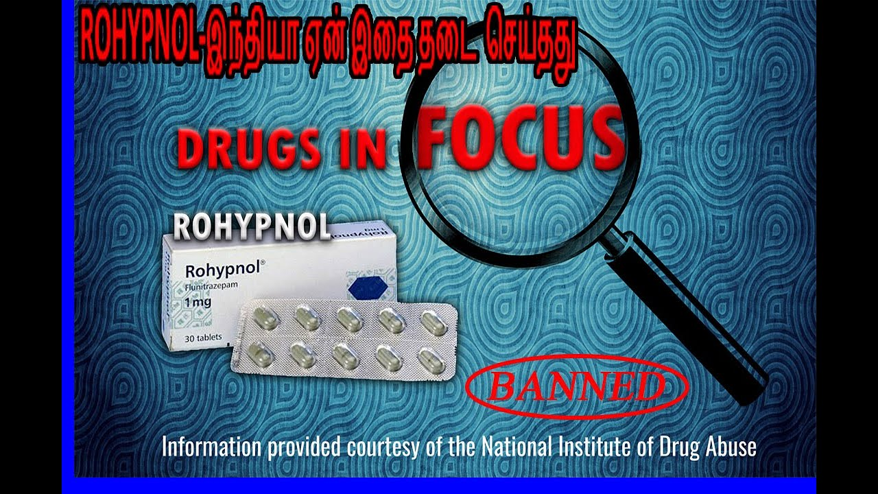 Rohypnols tablet in india