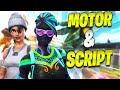FNATIC MOTOR SCRIPT ILE MOTOR EDIYOR 2 | Fortnite Battle Royale