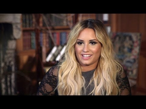 'Frozen' Demi Lovato Let It Go Interview