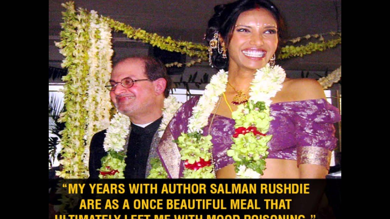 Marriage, Salman Rushdie, Padma Lakshmi - YouTube