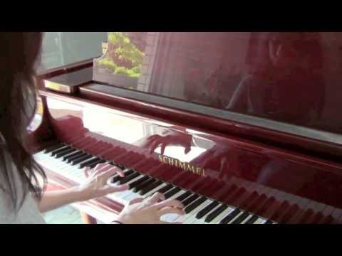 Angie- The Rolling Stones Piano Cover