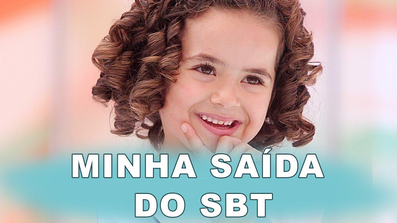 A MINHA SAÍDA DO SBT - MAISA