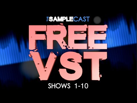 Free VSTi, Plugins, Sample libraries & Instruments from Samplecast shows 1-10
