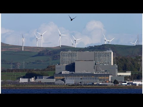 Cracks in Scottish nuclear reactor core prompt safety checks