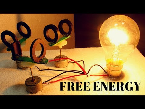 100% Free Energy Device Using Magnet - Free energy Generator Device Using Magnet