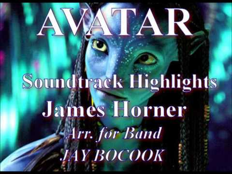 AVATAR - Soundtrack Highlights - Jay Bocook