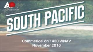 annapolis opera   south pacific commerical on 1430 wnav