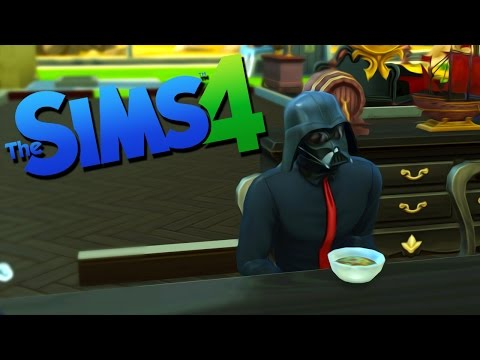 I AM YOUR FATHER! | The Sims 4 - Part 8