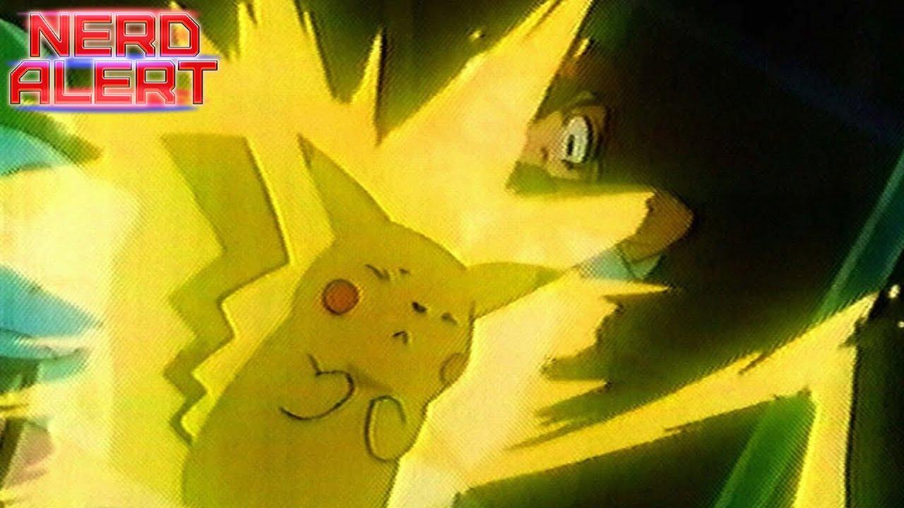 The Banned 'Seizure' Pokemon Episode (VIDEO WARNING)