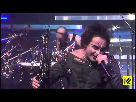 Cradle of Filth live 2011 Nymphetamine