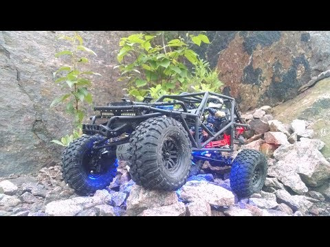 TRX4 AXIAL DEMON LOVE CHILD! Traxial Draven!!!