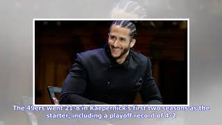 Settlement amounts, NFL compensating Colin Kaepernick for not playing football