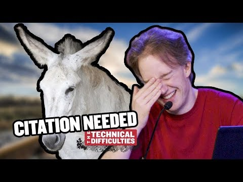 The Flip Flap Railroad and Marshmallow Bearings: Citation Needed 7x04