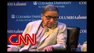 Ruth Bader Ginsburg: Politicization of Judiciary is 'distressing'