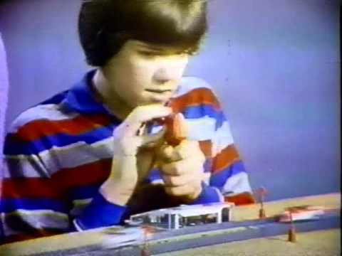 TCR Crossfire Racing 1980 TV commercial
