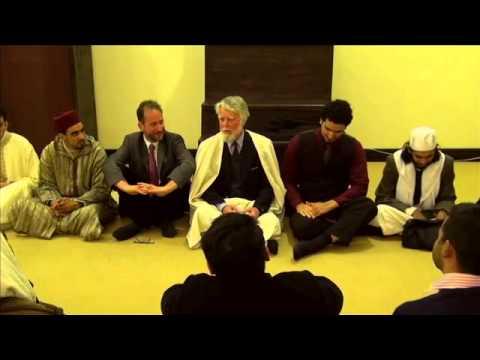 Shaykh Abdalhaqq Bewley On The Journey Qadiriyya Moussem 2012