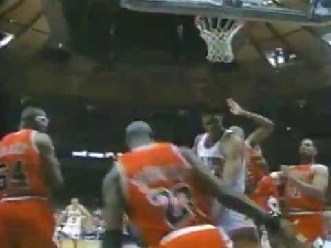 Bulls vs. Knicks NBA on NBC Intro 1998 (Jordan