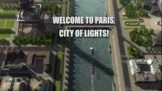 Cities in Motion Paris Release Trailer - PARADOXPLAZA