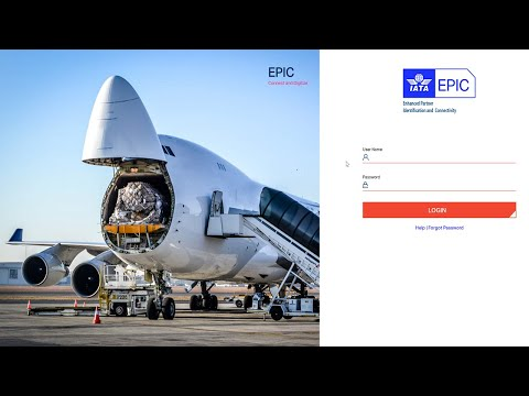 Streamlining digital air cargo connectivity through IATA EPIC