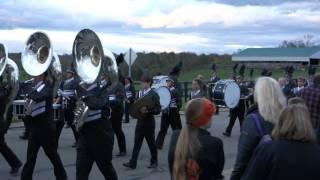 Ryle Marching Band Homecoming Parade 2016