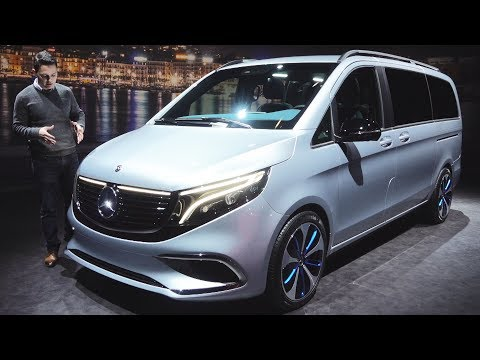 2020 Mercedes EQV - NEW V Class Full Review 4MATIC + V300 Interior Exterior Luxury