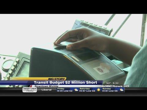 Wichita Transit facing budget shortfall in 2016