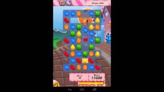 Candy Crush Saga Level 5 Walkthrough