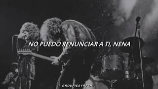 I Can't Quit You Baby - Led Zeppelin   subtitulada al español